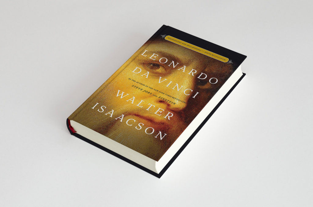 Леонардо да Винчи, Уолтер Айзексон
