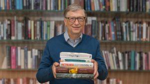 Пять книг на лето от Билла Гейтса