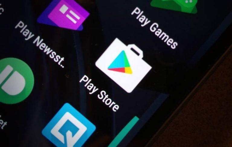 Google Play: недоступно в вашей стране