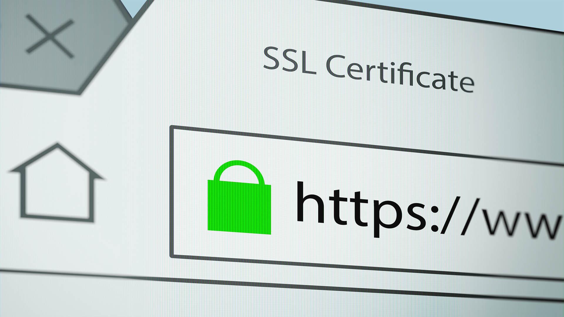 Как установить SSL-сертифи